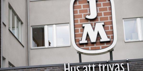 Här säljer JM i Stockholm