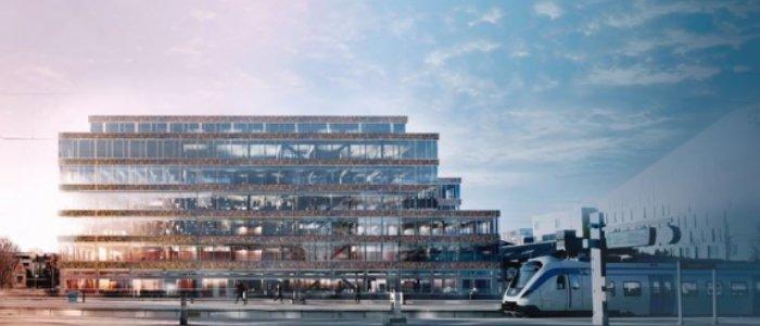 Vasakronan byggstartar Uppsala-projekt