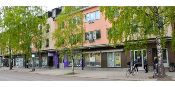 Diös hyr ut i centrala Umeå
