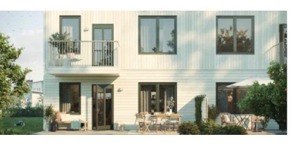 Riksbyggen säljstartar Uppsala-bygge