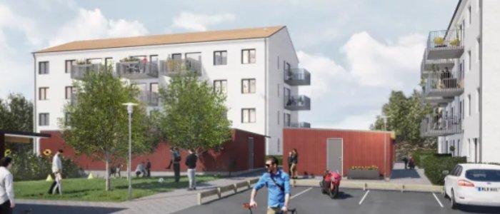 Här byggs nya Skåne-bostäder