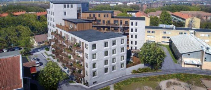 Rekordintresse för nya Lund-bostäder