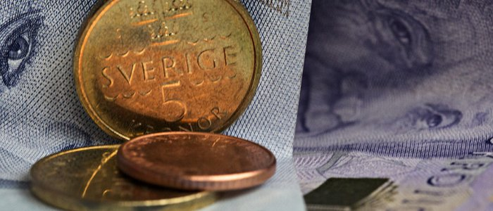Oväntat hög inflation i maj – kronan stärks