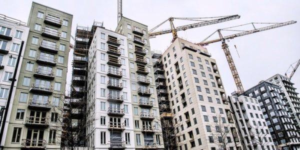 Kraftig inbromsning –  färre bostäder än vänta