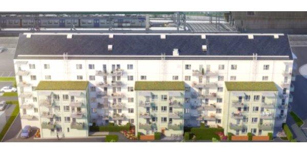 HSB byggstartar nya Sthlms-bostäder