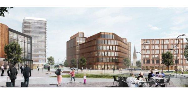 Atrium utvecklar nytt kontorsområde