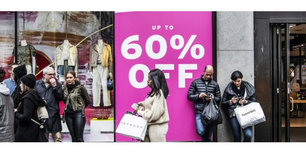 Fler förlorade jobb när butikskedjor dör