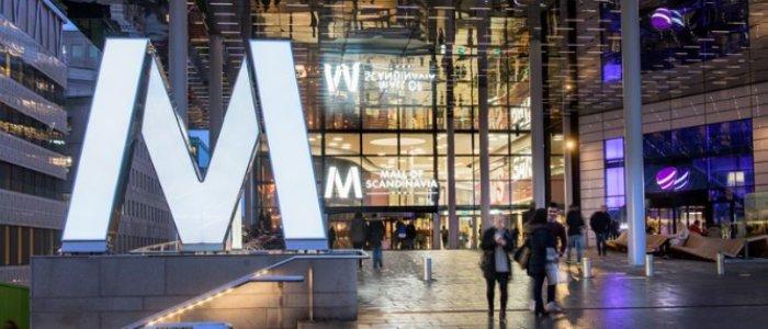 Därför byter Mall of Scandinavia namn