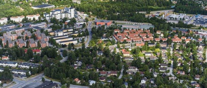 Nya bostäder till Haninge