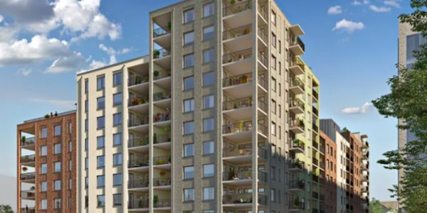 HSB släpper nya bostäder i Örebro