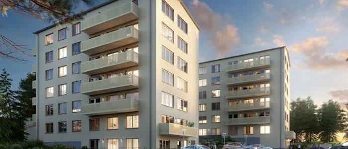 Järntorget bygger nytt i centrala Stockholm