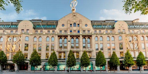 Lyxbutik får Sverigepremiär på NK
