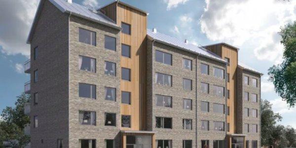 Nya bostäder till Mariestad