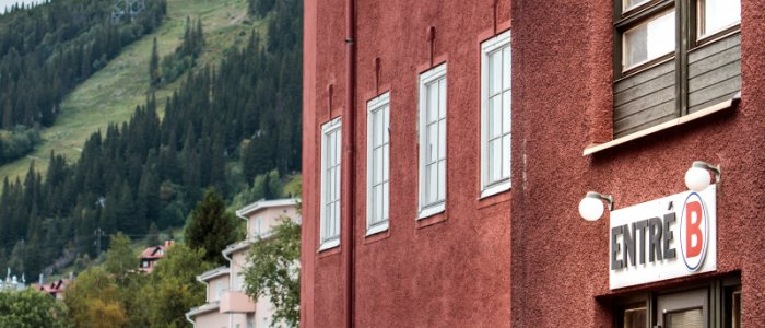 Diös utvecklar coworking i Åre