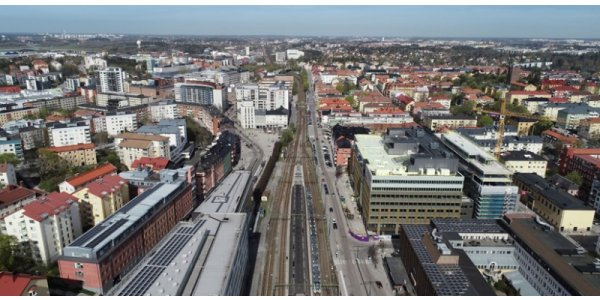 Sundbyberg kan få 4 000 bostäder