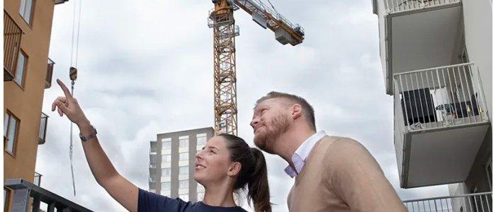 HSB säljer mark i centrala Västerås