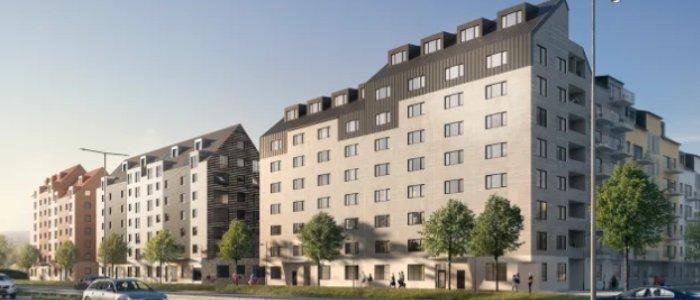 Svenska Hus nya Sthlms-bygge