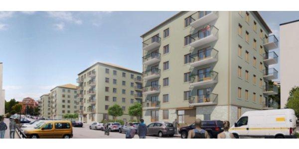 Skanska bygger nytt Stockholmshus