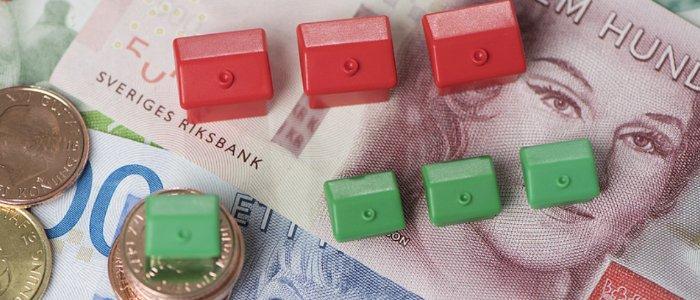 Fortsatt stigande pristrend på bostäder