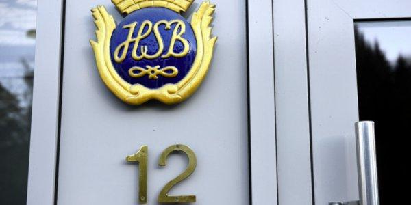 HSB nobbar Swedbank – flyttar bosparet