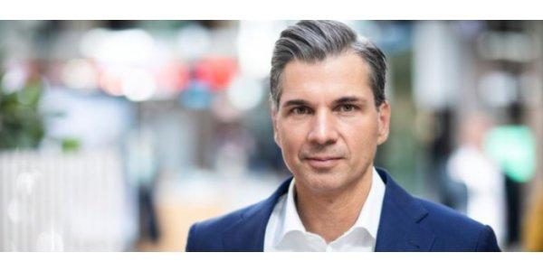 Han blir ny marknadsdirektör på Citycon