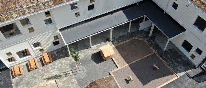 Rekordsnabbt skolbygge för Wästbygg