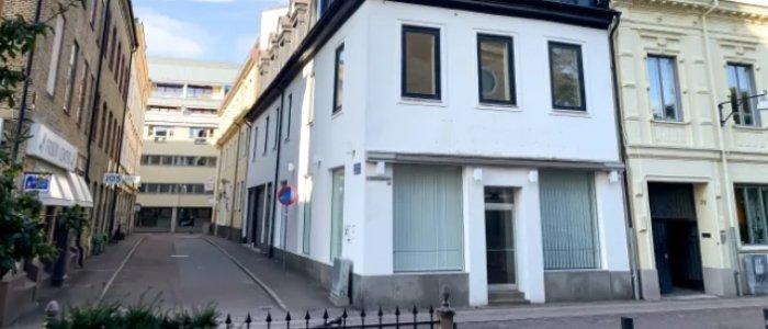 Stena köper i centrala Göteborg