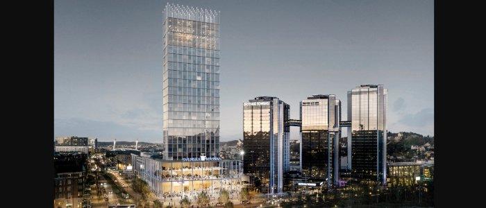 Så blir Gothia Towers fjärde torn