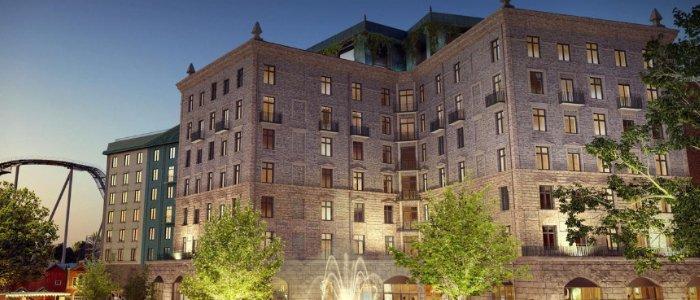 De bygger Lisebergs nya hotellprojekt