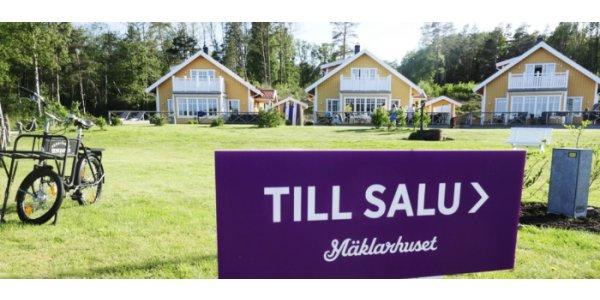 Här har det sålts flest småhus