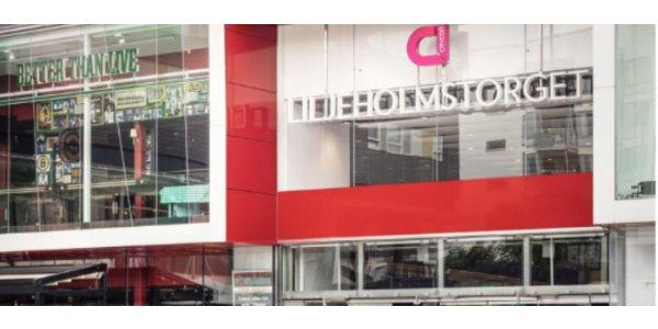 Citycon förstärker Liljeholmstorget Galleria