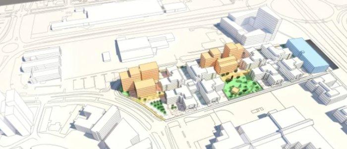 800 nya kontorsplatser till Lund