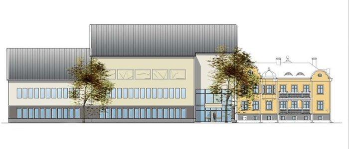 NCC bygger nytt i Örebro