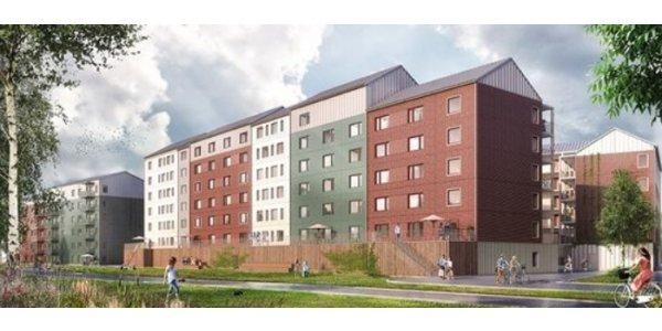 Sernekes nya bostadsbygge