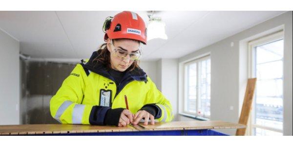 Så lockar byggbranschen fler kvinnor