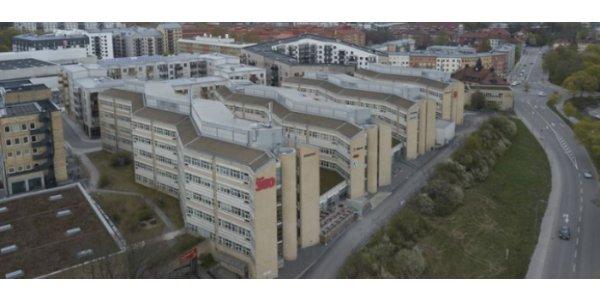 Profi hyr ut 1 000 kvm i Älvsjö
