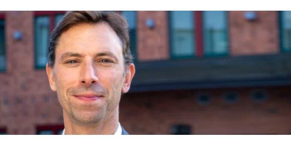 Han blir ny vd för Einar Mattsson Fastighetsförvaltning