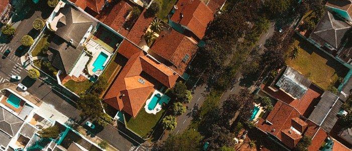 Huspriserna två procent högre