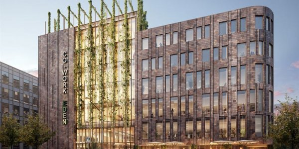 Kungsleden byggstartar i Malmö