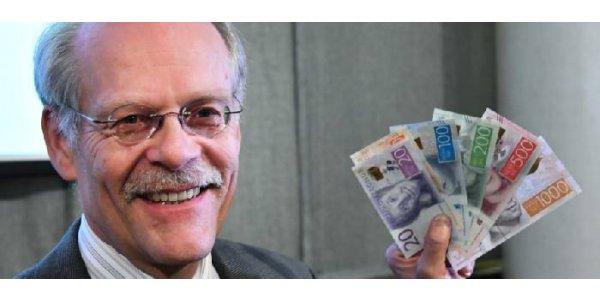 Inflationen inget hinder för Riksbanken
