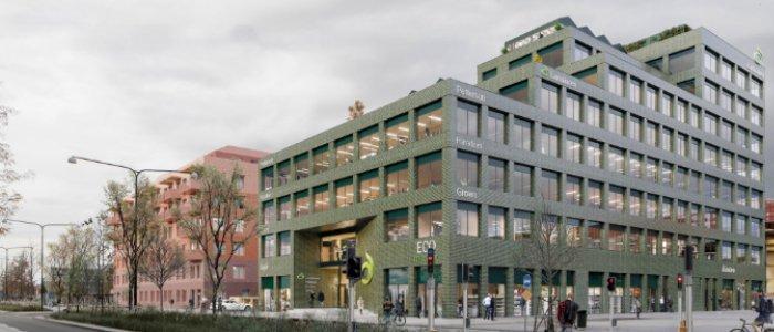Malmö växer med nytt kvarter