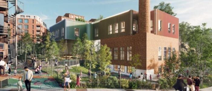 TL Bygg får bygguppdrag av Atrium Ljungberg