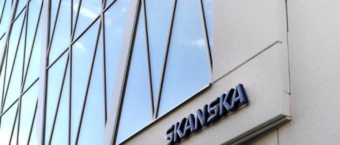 Nytt Skanska-bygge – över 560 miljoner