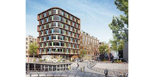 Castellums nya storsatsning i Helsingborg