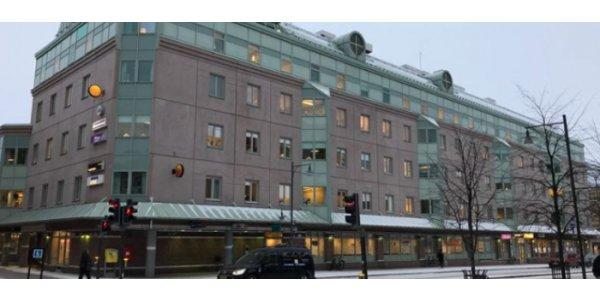 Diös utökar ytor i Luleå