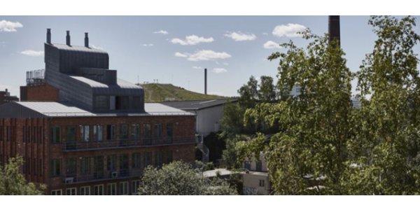 Atrium fyller på i Formalinfabriken