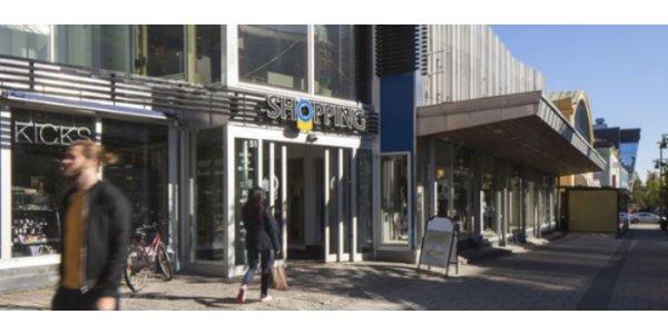 Diös utvecklar i centrala Luleå