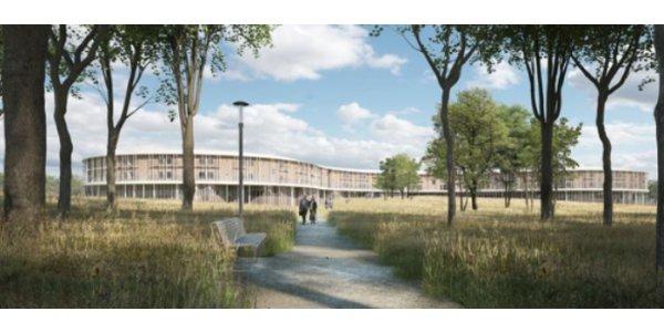 Här bygger NCC nytt supersjukhus