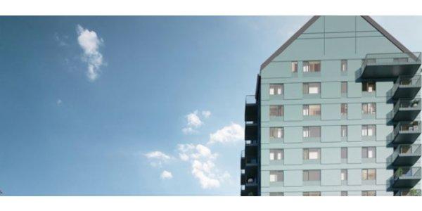 Nu byggstartar Serneke i Göteborg
