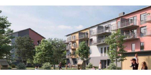 Skanska säljer bostadsprojekt